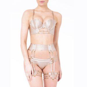 lingerie de luxe sexy nuit de noce mariage marque Bordelle