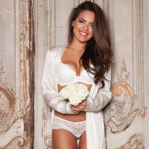 soutien gorge push-up marque gossard lingerie mariage