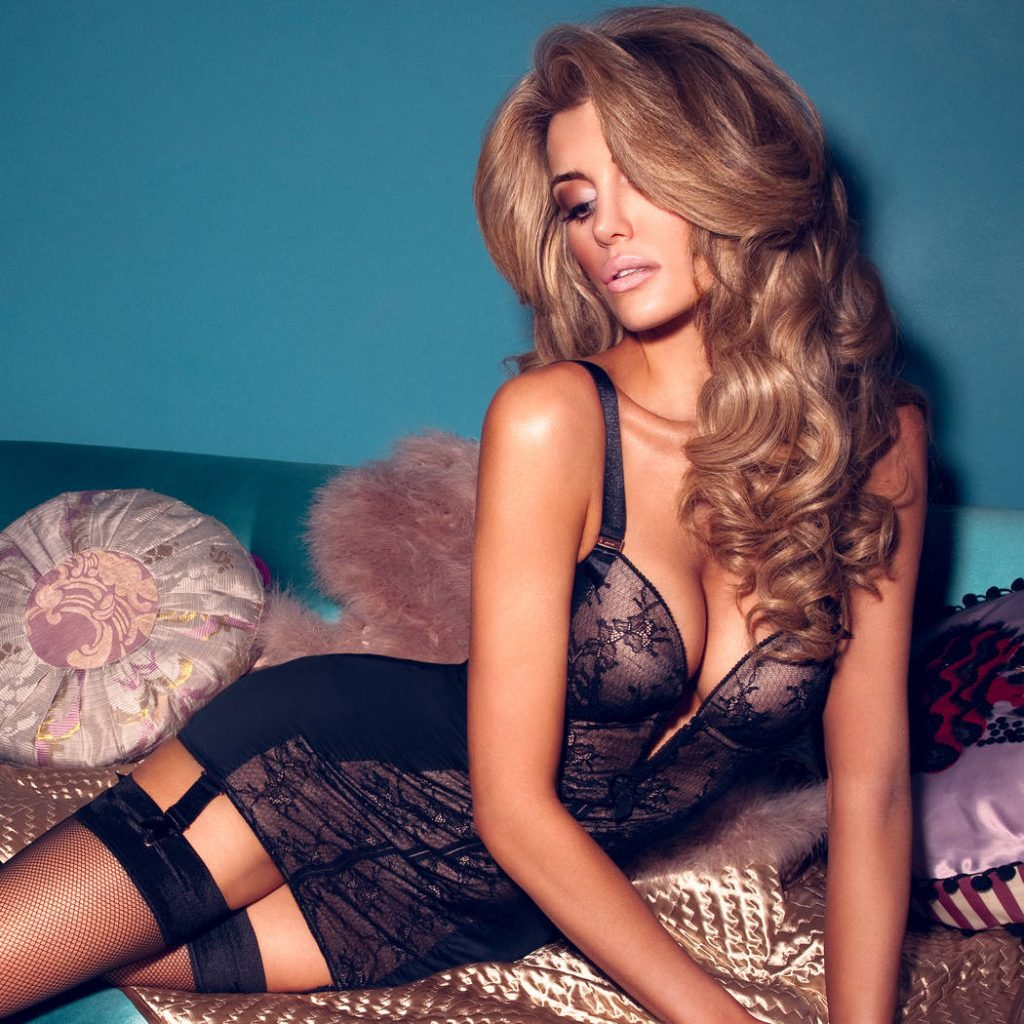 guepiere pushup gossard lingerie sexy