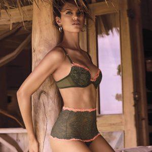 culotte haute lingerie de luxe créateur tendance