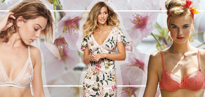 lingerie de printemps grandes marques sur internet