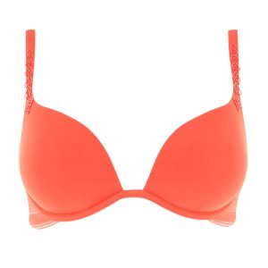 soutien gorge psuh up triangle simone perele lingerie tendance